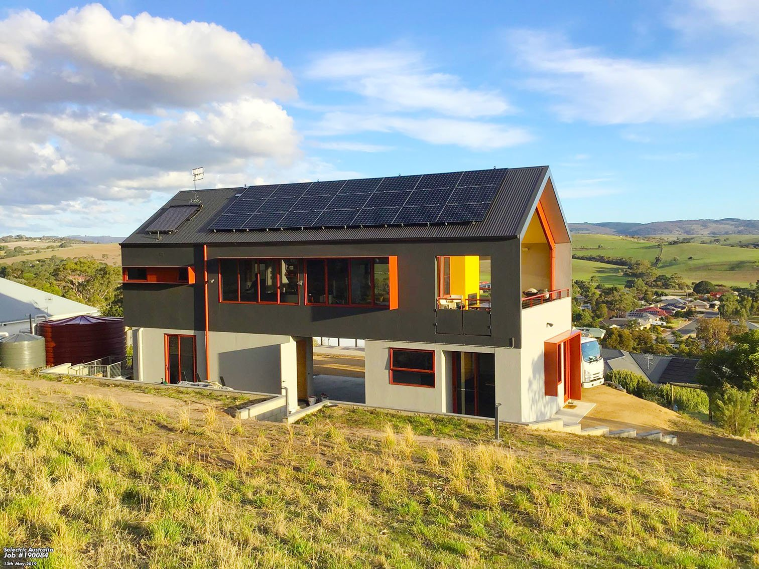 Solectric Australia Residential Solar System Installation Service