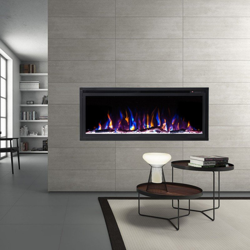 Solectric Australia Electric Fireplace Installation