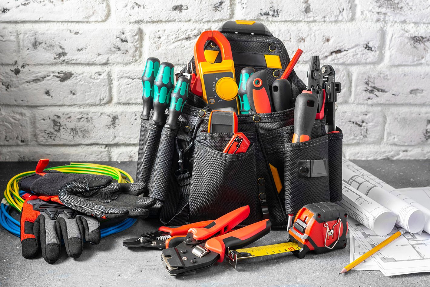 Electrician Utility Bag Solectric Australia