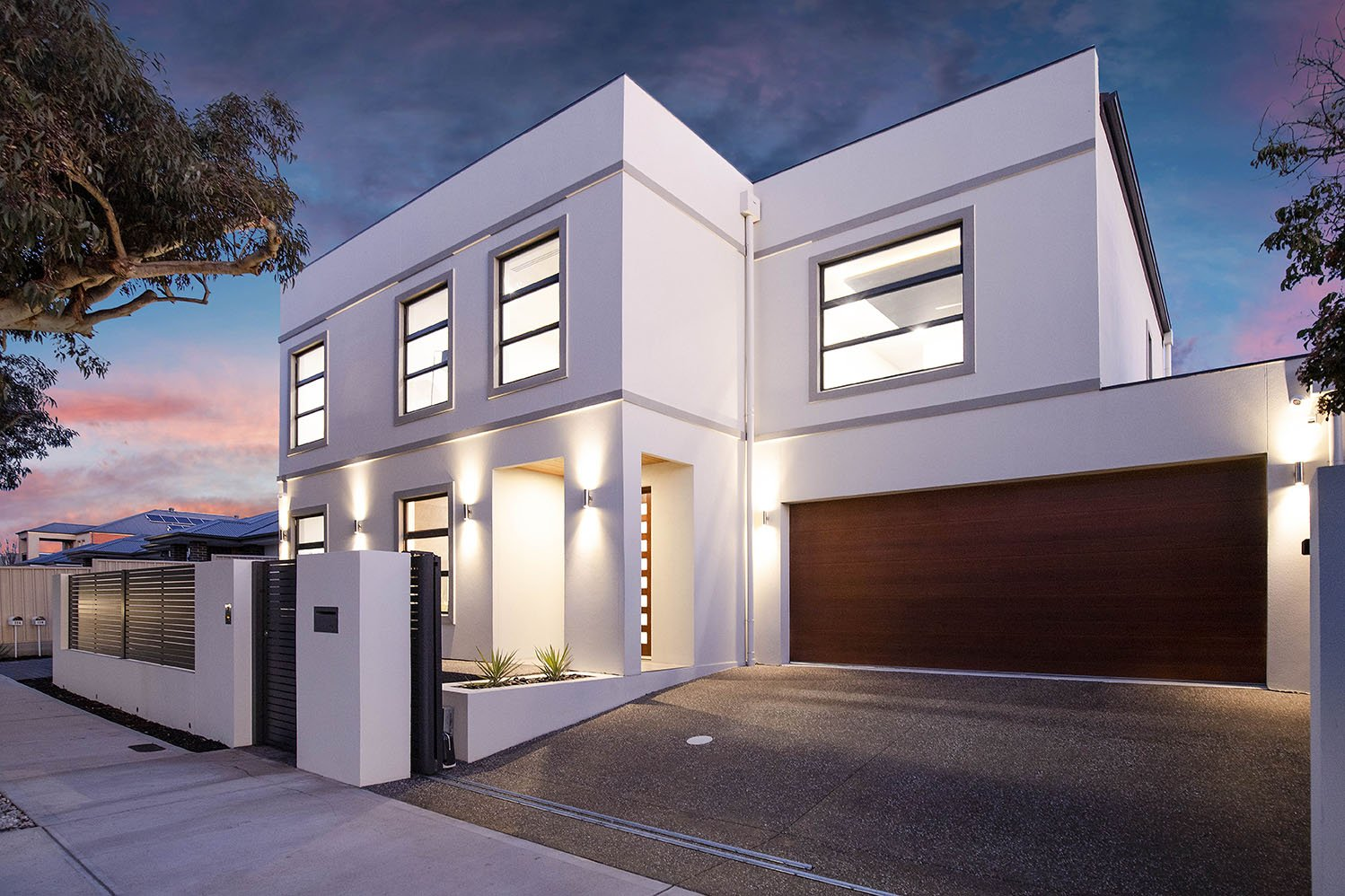 Solectric Residential Project White House in South Australia