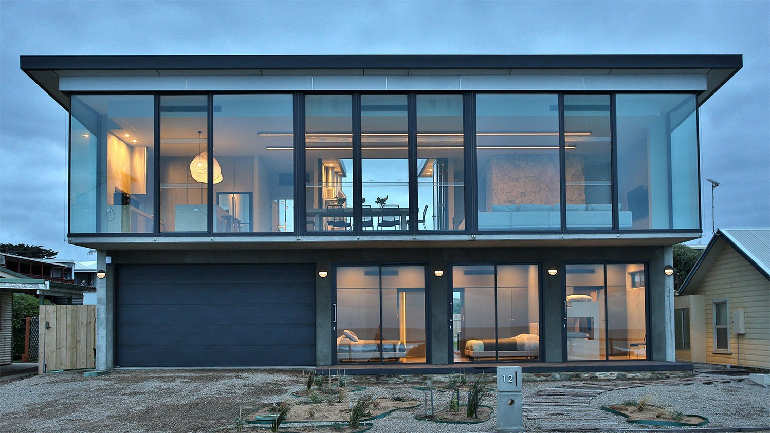 Solectric Residential Project Glass House
