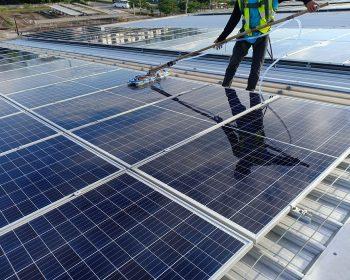 Solectric Solar Panel Maintenance Service